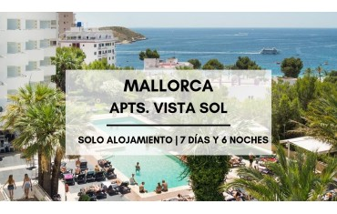 Mallorca apartamentos baratos Vista Sol  · El Arenal · Magaluf