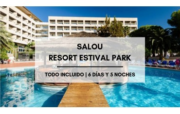Salou resort baratos Estival Park