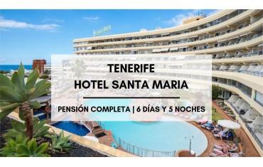 Tenerife hoteles baratos Hovima Santa Maria   ·  Costa Adeje
