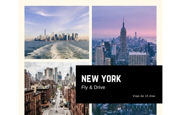 New York Fly & Drive