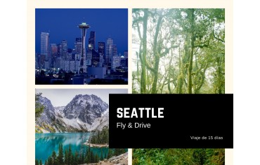 Seattle Fly & Drive