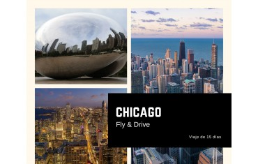 Chicago Fly & Drive