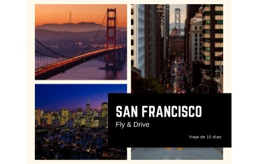 San Francisco Fly & Drive