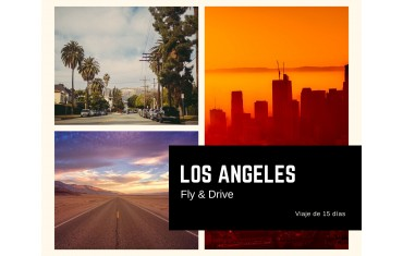 Los Angeles Fly & Drive