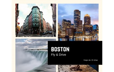 Boston Fly & Drive