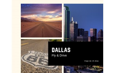Dallas Fly & Drive